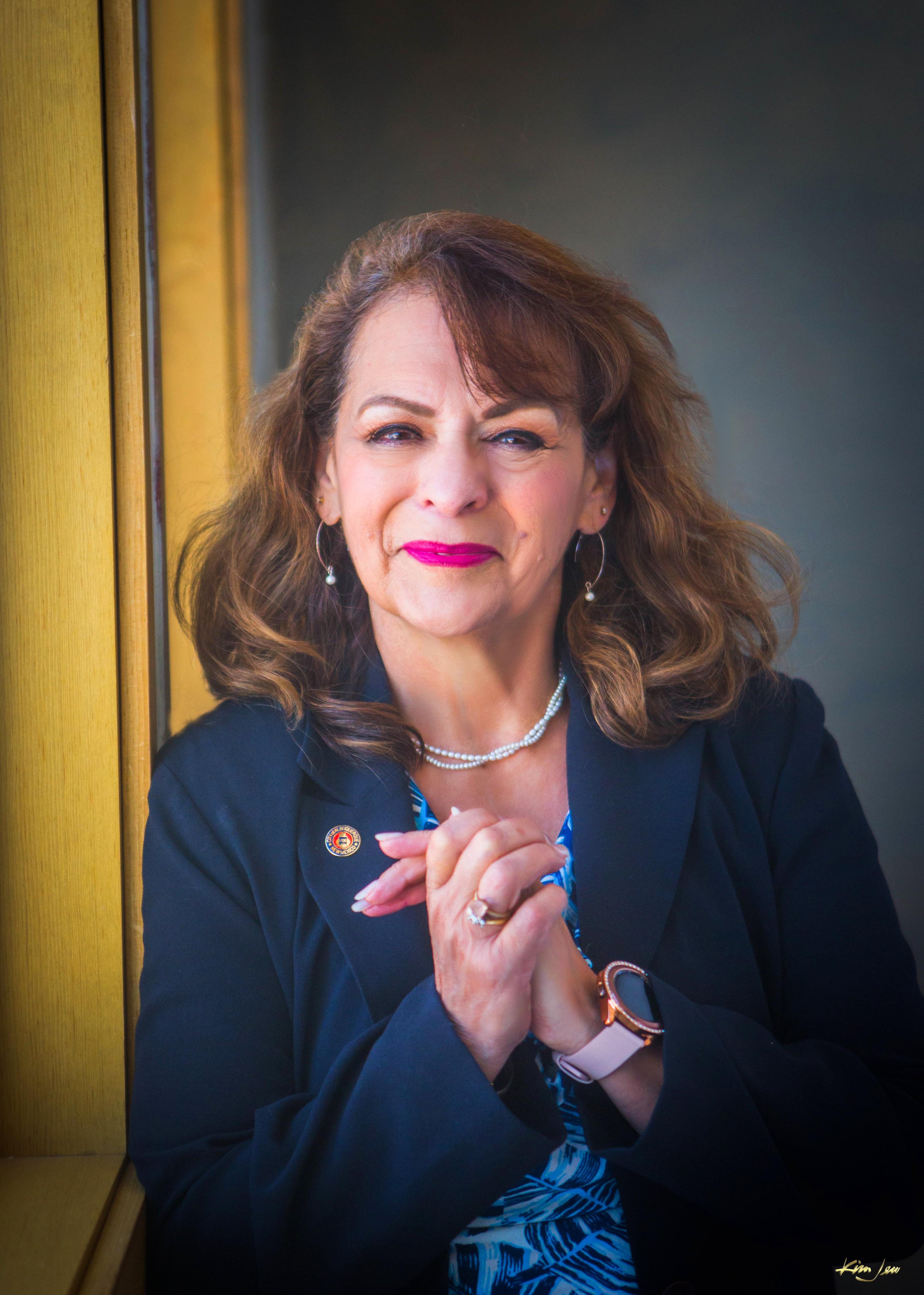 Albuquerque City Councilor Cynthia Borrego